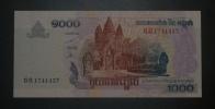 CAMBODGE - Billet De 1000 Riels - 2007 - N°1741437 - Kambodscha