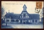 Cpa  Du 95  Saint Leu La Forêt   La Gare  NW40 - Saint Leu La Foret