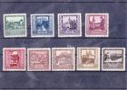1923 ÖSTERREICHISCH LANDESHAUPTSTÄDTE-SATZ * - 1918-1945 1. Republik