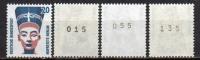 Bund Nr. 1398ARI  Postfrisch ** Mit Nummer / 4 Stück - [7] Federal Republic