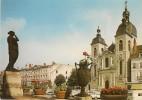 CHALON-sur-SAÔNE    Eglise St Pierre Et L´Hôtel De Ville - Chalon Sur Saone
