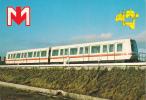 19405 Metro De Lille (France), Val Nouveau Transport . M%age M5937.99
