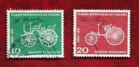 GERMANY 1961 Cancelled Stamp(s) Automobiles 363-364 - [7] Federal Republic