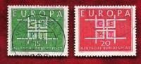 GERMANY 1963 Cancelled Stamp(s) Europa 406-407 - [7] Federal Republic