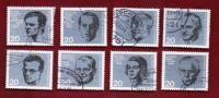 GERMANY 1964 Cancelled Stamp(s) Heroes Against Hitler 431-438 - [7] Federal Republic