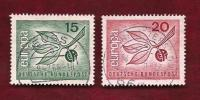 GERMANY 1965 Cancelled Stamp(s)  Europa 483-484 - [7] Federal Republic