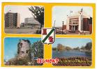19418 . Jeumont NC 3 éd De L'europe. Multivues - France