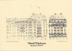 19427 Hotel Diplomat , Stockholm, Sweden.
