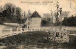 CPA VERDERONNE, Près Liancourt, Le Puits En L´entree Du Chateau, - France