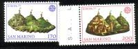 Cept 1977 San Marino  ** - Europa-CEPT