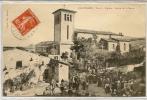 ESCOUSSSENS - Eglise - Sortie De La Messe - Frankreich