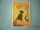 CLOUET  10973  HUILE D OLIVE CAISSON PROCARD NICE    A.GIMELA  1920 - Publicidad