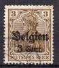 Landespost In Belgien - 1916/18 - Michel N° 11 - Besetzungen 1914-18
