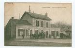Confolens Gare Du Chemin De Fer (attelages) - Confolens