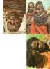 3 Cartes Kenya - Kenya