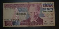 TURQUIE - Billet De 1.000.000 - 1970 - N°A08812745 - Turkey