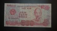 VIETNAM - Billet De 500 Dong – 1988 - N°CJ 2804709 - Vietnam