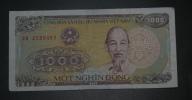 VIETNAM - Billet De 1000 Dong – 1988 - N°DD 2586463 - Vietnam