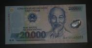 VIETNAM - Billet De 20.000 Dông – 2003 - N°GR 07285051 - Vietnam