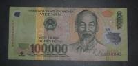VIETNAM - Billet De 100.000 Dông – 2003 - UC 08980043 - Vietnam