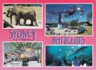 SYDNEY ATTRACTIONS,N.S.W.AUSTRALIA,X6. - Sydney