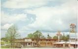 Vancouver WA Washington, Aloha Motel, Lodging, Autos, On C1960s Postcard - Vancouver