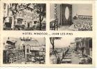 06 - JUAN-LES-PINS - HOTEL WINDSOR - Ets Gimello - Antibes