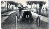 Circuit D'Auvergne. Coupe Gordon Bennett, 1905. Tracy (Locomobile) Amérique. - Ansichtskarten