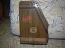 Cithare Ancienne - Instruments De Musique