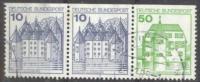 1982 BuS ZDR 10+10+50 Oben Ungezähnt Aus HBl 29 Aus MH 24 Gestempelt/oblitere/used - [7] Federal Republic