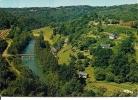 CPSM   (19)      Le Pont Et Le Château De Comborn  Situé à   ORGNAC-sur-VEZERE  - - Otros Municipios