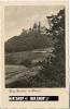 """Um 1950/1960 Ansichtskarte  """" Burg Hanstein"""" , Ungebrauchte Karte - Monuments"""