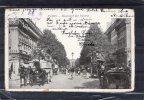 23550    Francia,   Paris,  Boulevard  Des  Italiens,  VG  1907 - Autres
