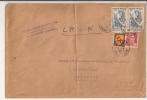 N963 - TARIF 3 JANVIER 1947 - THANN - Recommandé Provisoire 4 ° échelon Poids - Tarif 23,50 Francs - - Marcophilie (Lettres)