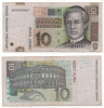 Ban009 Croazia, Banconota   Banknote   Billet   10 Kuna - Croatia