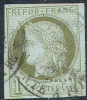 # French Colonies   16,  Used,   SCV$ 14.50   (frco016-3, Michel  14 - Ceres