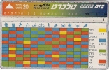 ISRAEL PHONECARD HOROSCOPE ZODIAC - Israel