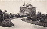 Maroc - CASABLANCA - Roches Noires - Square Et Abside De L'Eglise Ste Marguerite - Casablanca