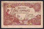 PORTUGAL DEZ 10 CENTAVOS SERIE E 15-08-1917 - Portugal