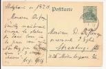 P49 - STOTZHEIM - 1913 - - Marcophilie (Lettres)