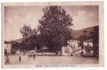 VELLETRI ROMA PIAZZA GARIBALDI E VIALE PONTE ROSSO  F/P VIAGGIATA 1926 - Velletri