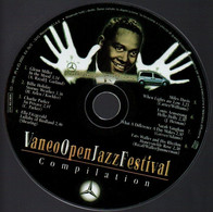 Vaneo Open Jazz Festival - Compilation - GYC Records CD 2615 - Jazz