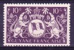 GUYANE N°198 Neuf Sans Charniere - Ohne Zuordnung