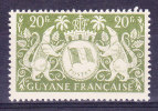 GUYANE N°200 Neuf Sans Charniere - Ohne Zuordnung