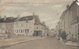 Côte D´Or- Mirebeau-sur-Bèze -La Place Et La Grande Rue. - Mirebeau