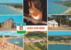 19468 Jard Sur Mer, Plages Eglise Abbaye; 136 Artaud Multivues; Ecureuil Camping Municipal