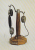 19469 Poste Mobile Grammont 1920. Collection Historique Telecommunications 35. Telephone
