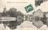 Côte D´Or- Bèze -Sortie De La Pomenade. - France