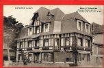 LA BAULE HOTEL RESTAURANT L ALBATROS AVENUE PIERRE PERCEE EN BORDURE DE MER CARTE EN TRES BON ETAT - La Baule-Escoublac