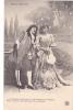 19486 Idylle Louis XIV Honneur Marquis, Compagne Guerroie Espagne.  L´helio Nantes. Jardin - Couples
